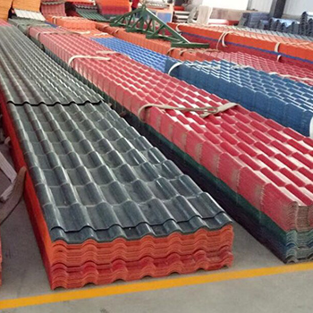 Yuehao plastic roof tiles wholesaler durable recycled plastic roof tiles for manufacturer for wall sealing-23