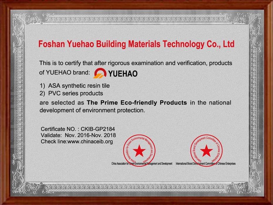 Designated products