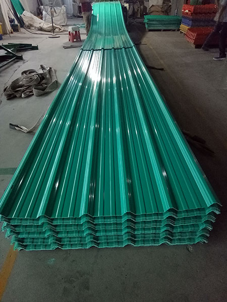 durable lightweight roofing system corrugated supplier for wall sealing-11