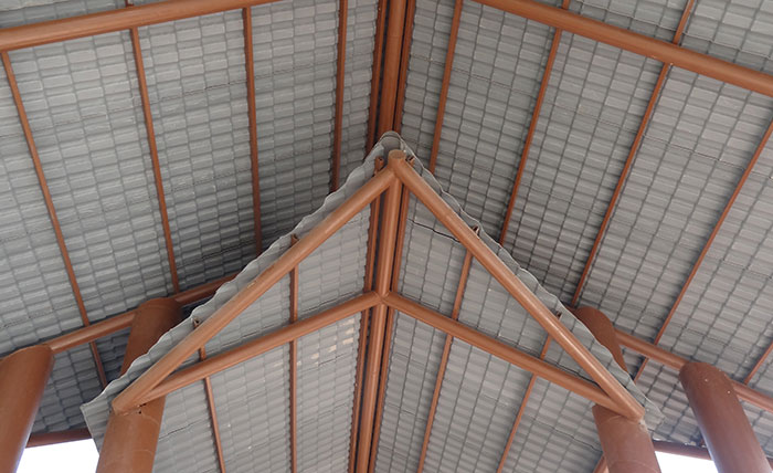 durable lightweight roofing system corrugated supplier for wall sealing-14