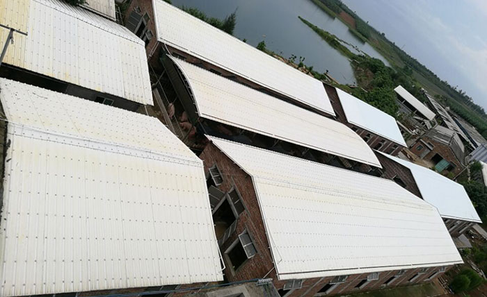durable lightweight roofing system corrugated supplier for wall sealing-17