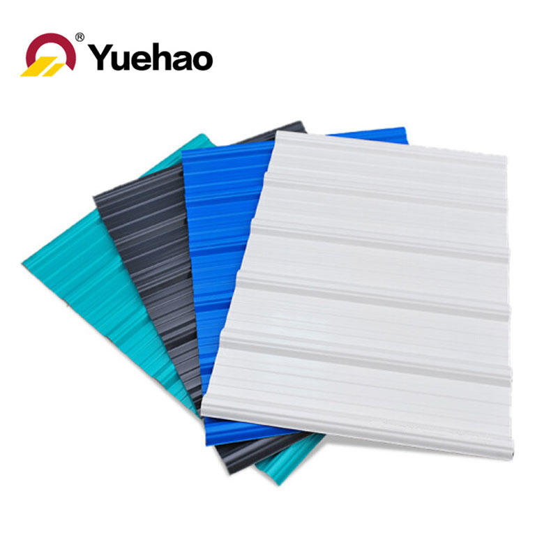 wholesale price roof sheets price per sheet plastic roof tile pvc sheet