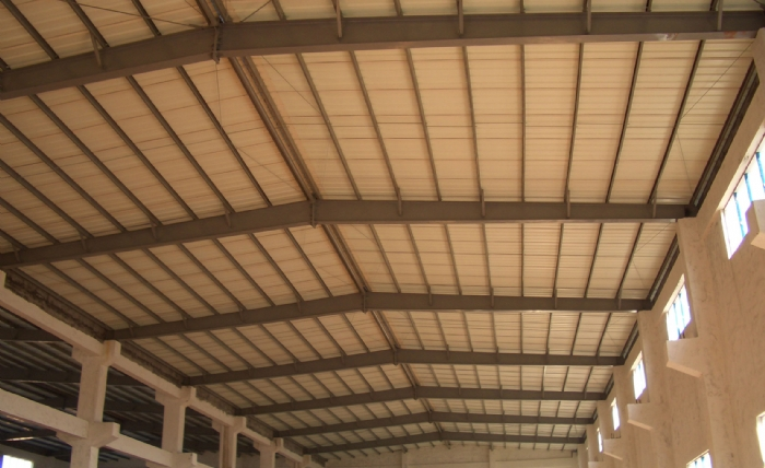 Yuehao plastic roof tiles wholesaler widely used PVC heat resistant roof overseas market for station-11