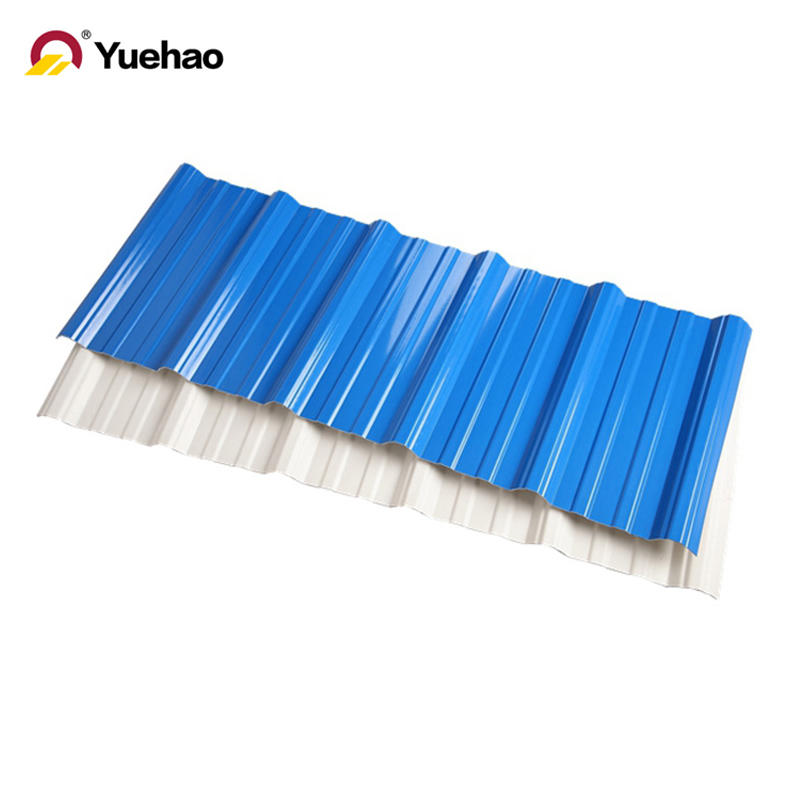 Light weight PVC plastic roof tile