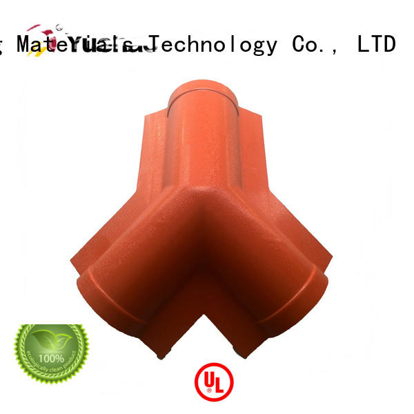 flashing roofing accessories ltd supplier for eaves flashing board Yuehao plastic roof tiles wholesaler