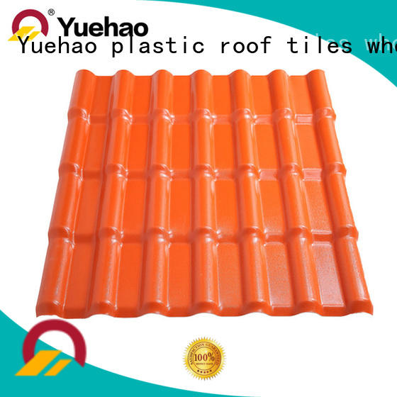 hot sale recycled plastic roof tiles sheet inquire now for water draining