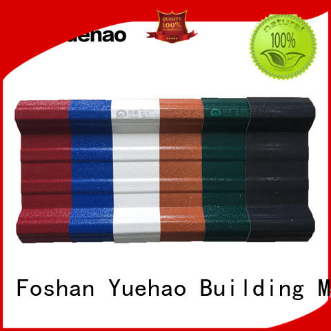 popular pvc corrugated sheet manufacturer