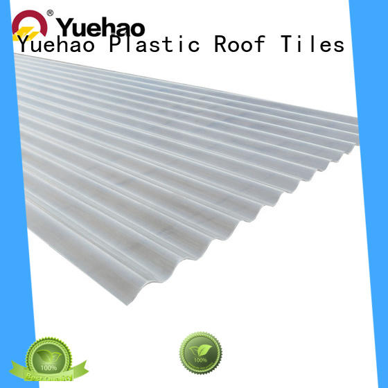 anti UV ray clear fibreglass sheets translucent factory price for ending decoration