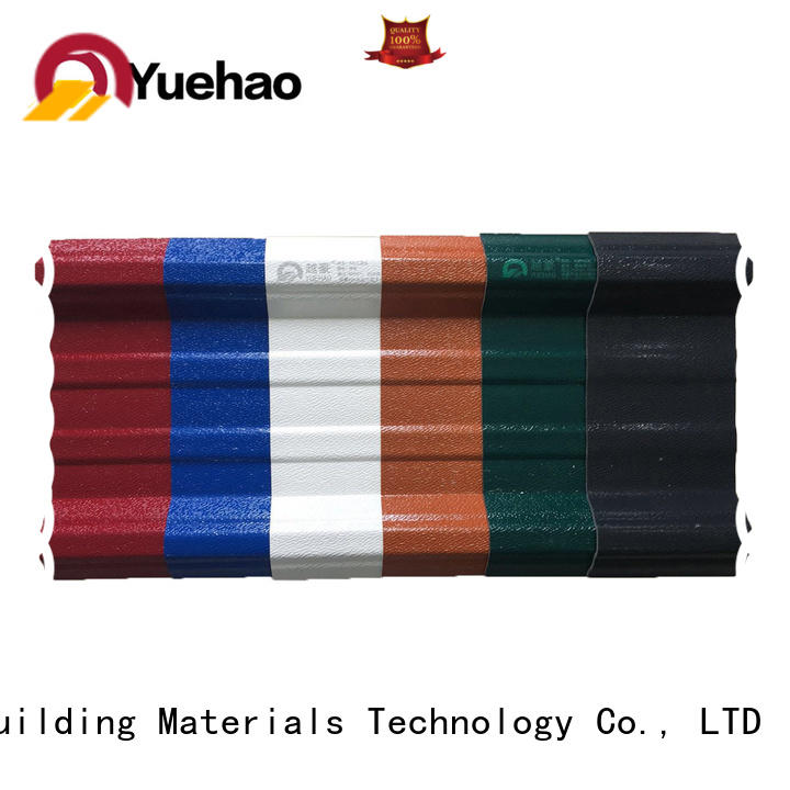 UV resistant pvc roofing sheet price antiuv factory price for construction application