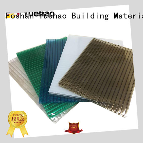 solid translucent roof panels factory price for water draining