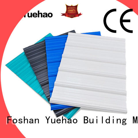 durable plastic roof tiles wholesaler roofing owner for depot