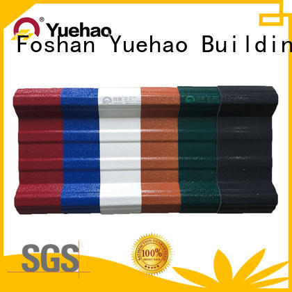 high-end recycled plastic roof tiles asapvc supplier
