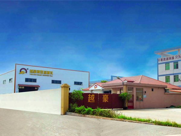 plastic roofing factory