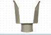 Yuehao plastic roof tiles wholesaler rain pvc pipe for gutters manufacturer for dormer clapping-4