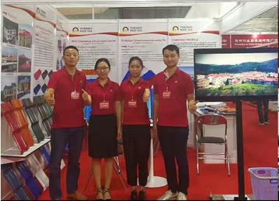 Viet Nam trading fair 2017