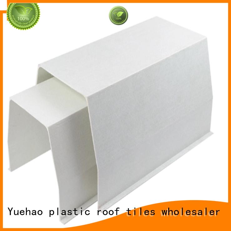 Sing for villa rain carrying system clear pvc gutter,cheap rain water PVC Gutter