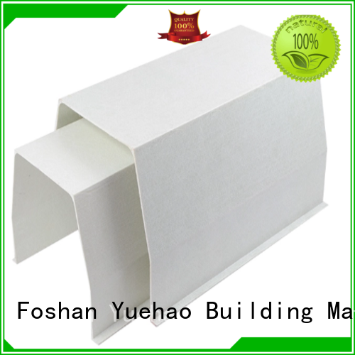 rain plastic rain gutter systems from China for wall sealing